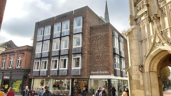 Thumbnail Office to let in 1-3 South Street, Chichester, West Sussex