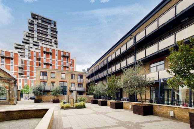 Thumbnail Flat to rent in Candlemakers, York Road, Battersea