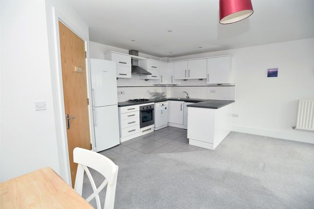 Thumbnail 2 bed flat for sale in Singleton Drive, Grange Farm, Milton Keynes