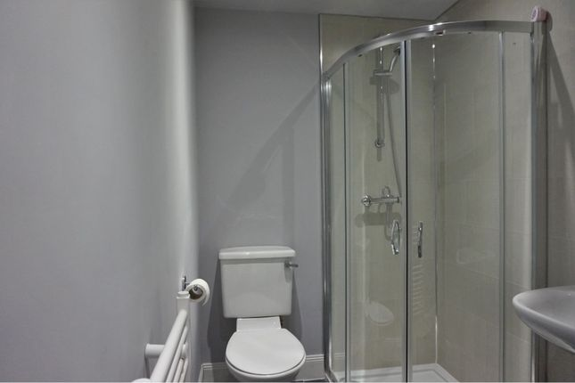 Shower Room of Mid Road, Dundee DD3