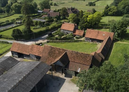 Thumbnail Farmhouse for sale in Hambleden, Henley-On-Thames, Buckinghamshire