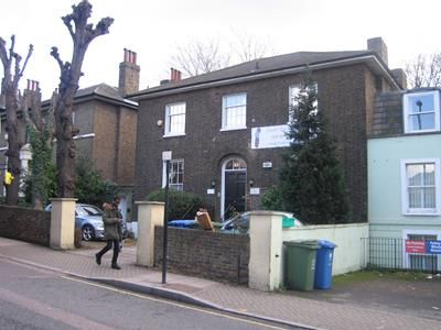 Thumbnail Office for sale in 10 Belmont Hill, Lewisham, London