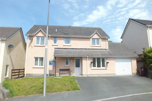 Thumbnail Detached house for sale in Lavinia Drive, Pembroke Dock, Pembrokeshire