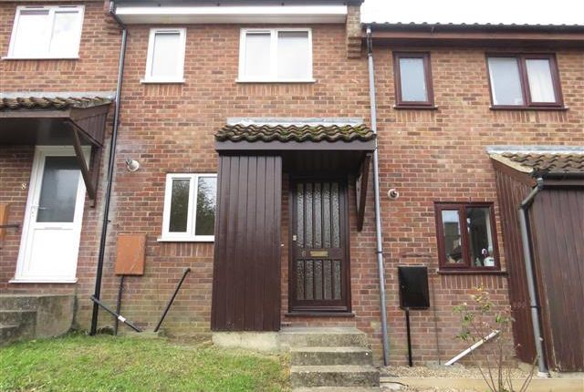 Thumbnail Terraced house to rent in The Hill, Halesworth Road, Bramfield, Halesworth