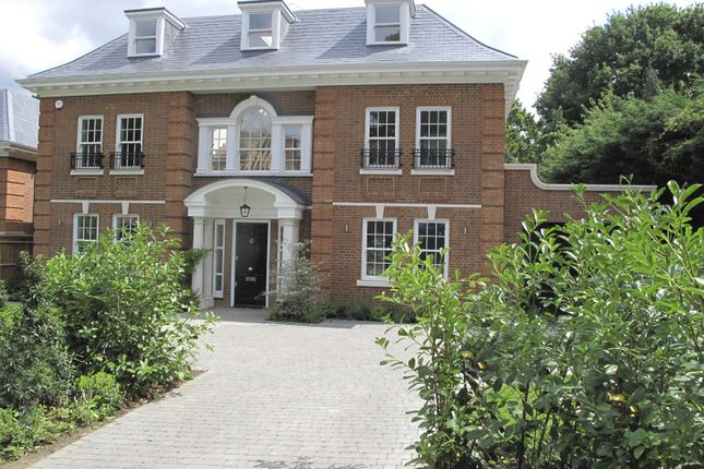 Thumbnail Detached house for sale in Greenwood Park, Kingston Upon Thames