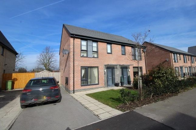 Thumbnail Semi-detached house to rent in Prince Drive, Fitzwilliam, Pontefract