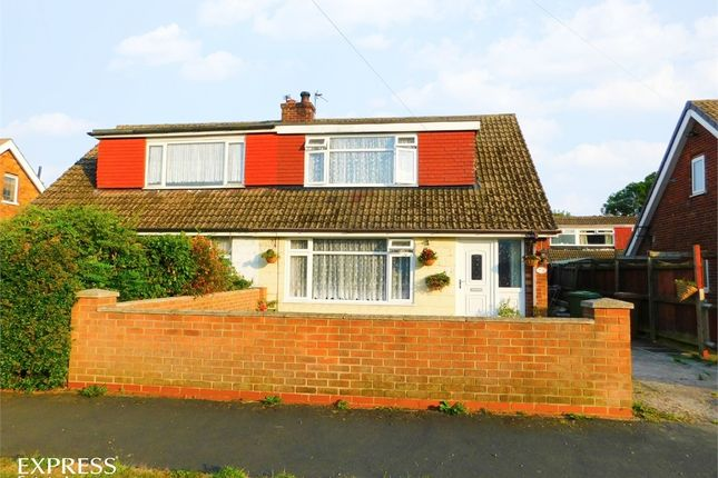 Thumbnail Semi-detached bungalow for sale in Hawkins Way, South Killingholme, Immingham, Lincolnshire