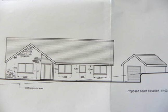 Thumbnail Land for sale in Plots 1- 4, Llanllwni, Llanybydder