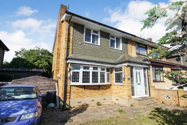 Thumbnail Detached house for sale in Thisselt Road, Canvey Island
