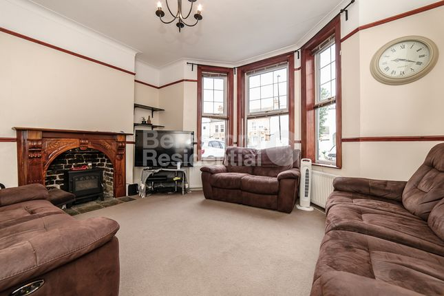Thumbnail Terraced house to rent in St. Fillans Road, London