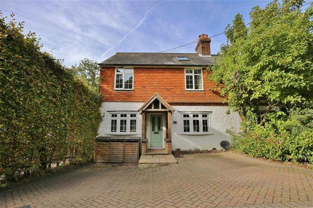 Thumbnail Semi-detached house for sale in Long Mill Lane Crouch, Platt, Sevenoaks