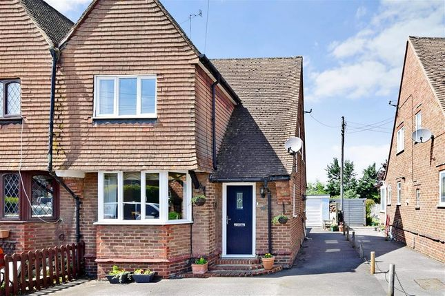 Thumbnail Semi-detached house for sale in Medway Avenue, Yalding, Maidstone, Kent