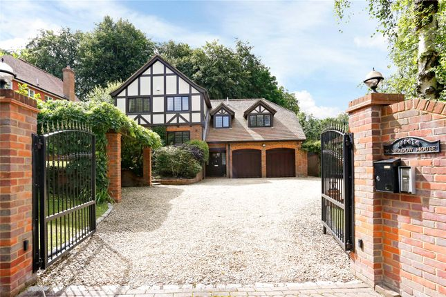 Thumbnail Detached house for sale in Gregories Road, Beaconsfield, Buckinghamshire
