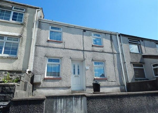 Thumbnail Terraced house for sale in Beaufort Road, Sirhowy, Tredegar