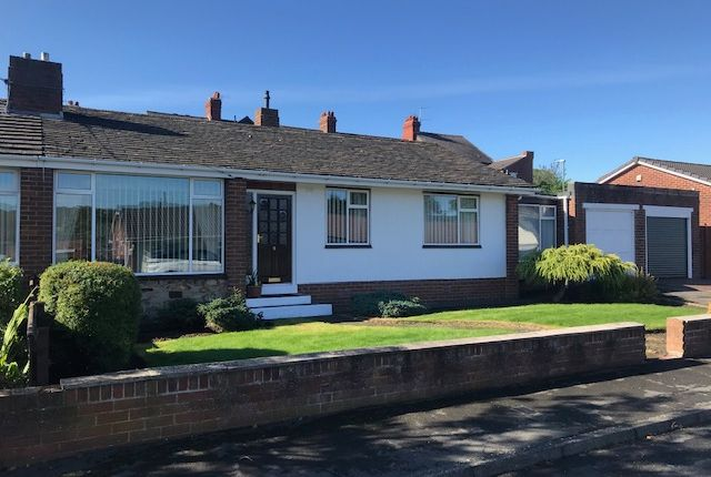Thumbnail Semi-detached bungalow for sale in Burnside, Lanchester