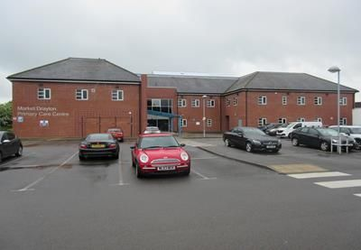 Thumbnail Leisure/hospitality to let in Market Drayton Primary Care Centre, Maer Lane, Market Drayton, Shropshire
