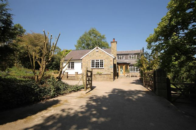 Thumbnail Detached house for sale in Top Road Hardwick Wood, Wingerworth, Chesterfield