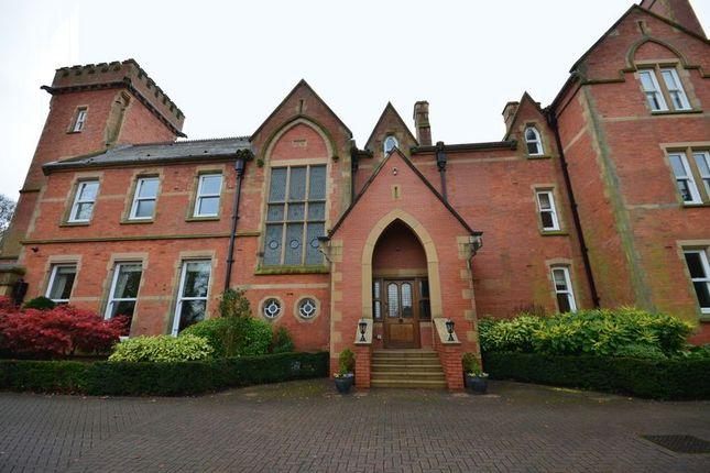 Thumbnail Flat to rent in Apartment 3, Singleton Hall, Lodge Lane, Singleton Lancs