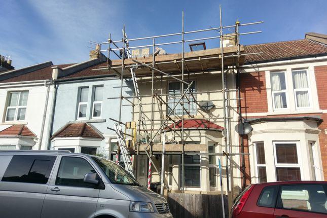 Thumbnail Terraced house to rent in Jasper Street, Bristol
