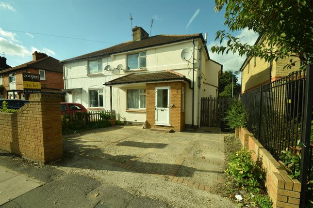 Thumbnail Semi-detached house to rent in Swan Road, West Drayton