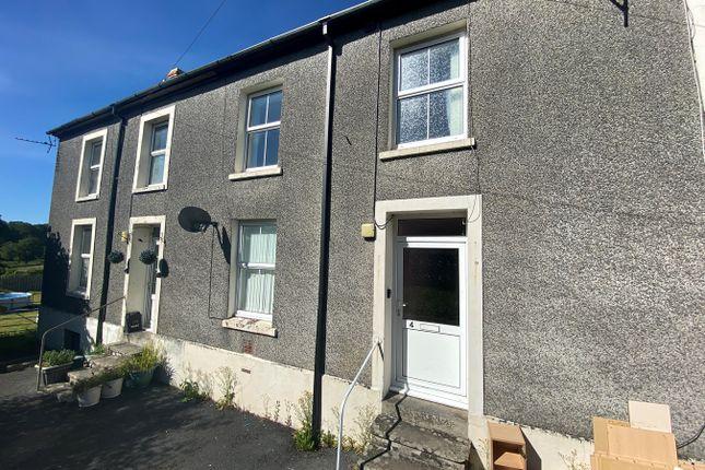 2 bed terraced house for sale in Gwynfryn Terrace, Llanybydder SA40