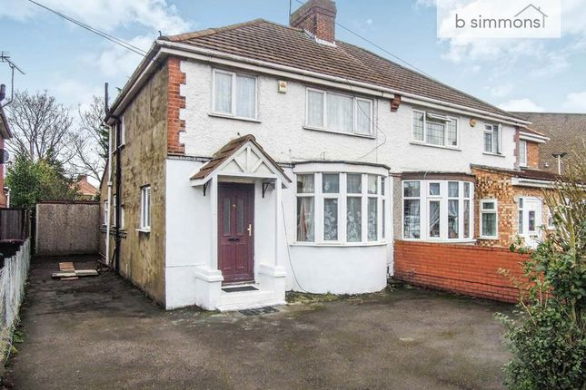 Thumbnail Semi-detached house to rent in Station Road, Langley, Slough