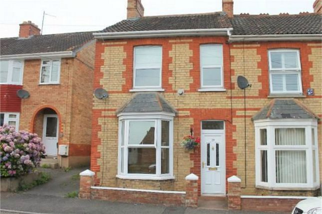 Thumbnail Terraced house to rent in George Street, Taunton