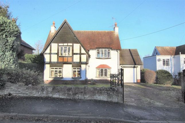 Thumbnail Detached house for sale in Hendy Road, Mold, Flintshire