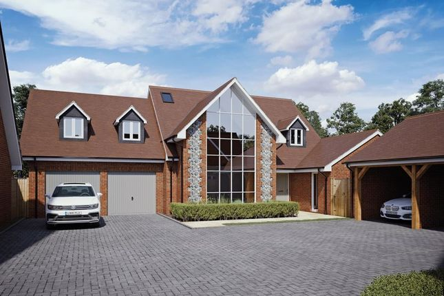 Thumbnail Detached house for sale in Dibden Hill, Chalfont St. Giles
