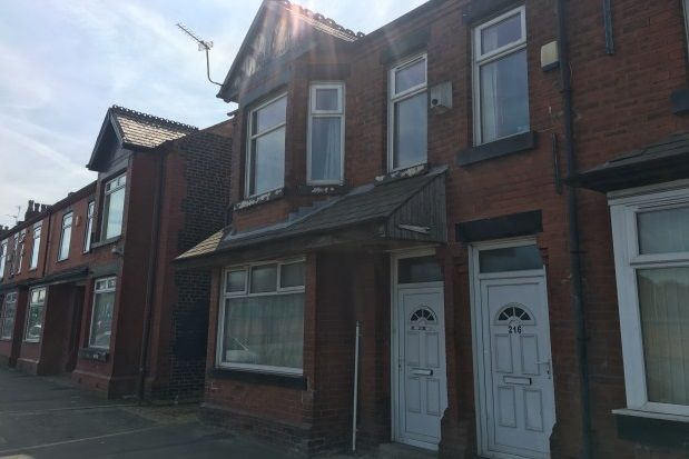Thumbnail Terraced house to rent in Moseley Road, Fallowfield