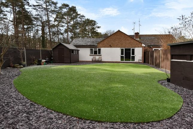 Thumbnail Bungalow for sale in Deepcut, Camberley