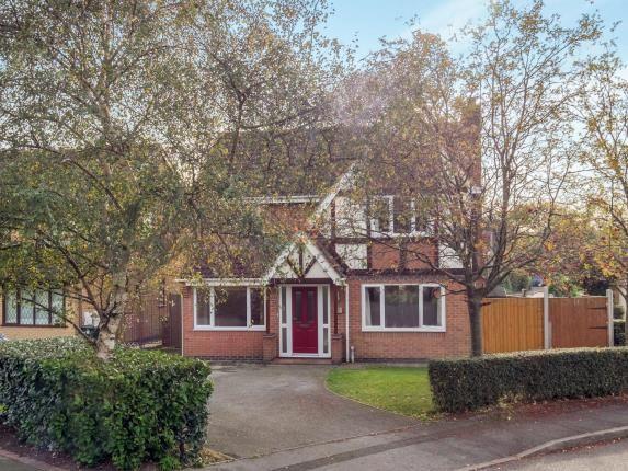 Thumbnail Detached house for sale in Elterwater Drive, Gamston, Nottingham, Nottinghamshire