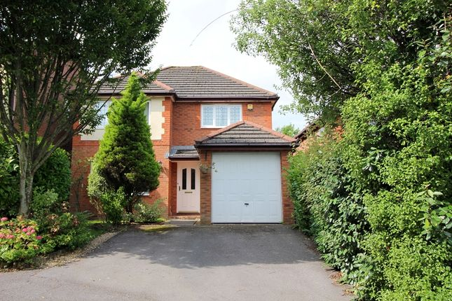 Thumbnail Detached house to rent in Llwyn-Y-Groes, Broadlands, Bridgend.
