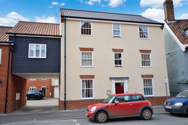 Thumbnail Flat for sale in Fishergate, Norwich