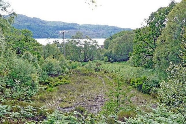 Thumbnail Land for sale in Plot At Ceann Traigh Breige, Ardery, Strontian