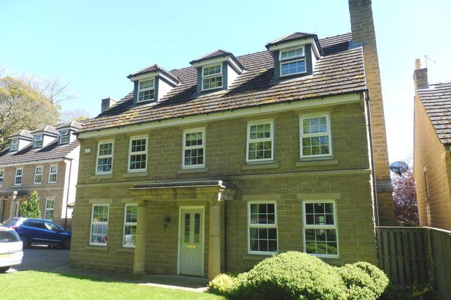 Thumbnail Detached house for sale in Hollin Head, Baildon, Shipley