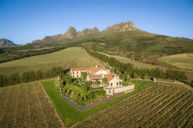 Thumbnail Property for sale in Delavia Estate, Helderberg, Stellenbosch, Western Cape, 7600