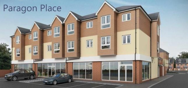Thumbnail Flat for sale in 1 Paragon Place, Bridgwater, Somerset