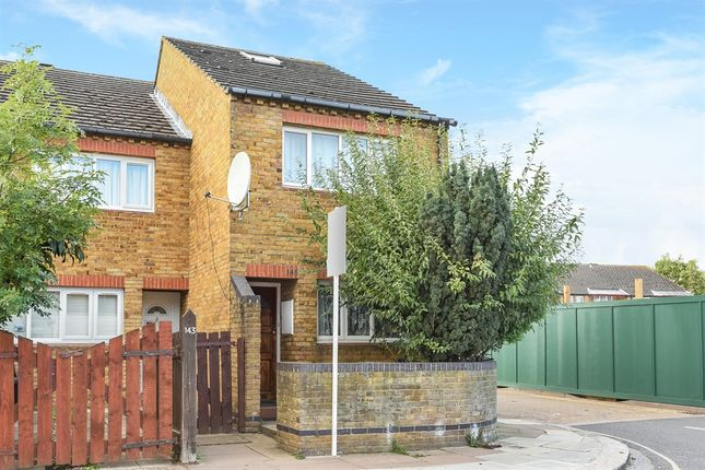 Thumbnail Terraced house for sale in Stevenage Road, London