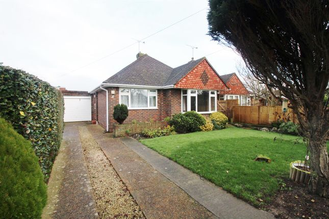 Thumbnail Bungalow for sale in Upton Road, Worthing
