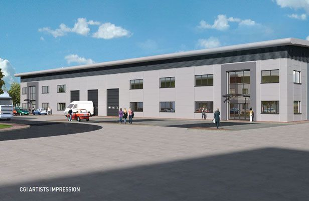 Thumbnail Industrial for sale in Cherwell 10-40, Bicester