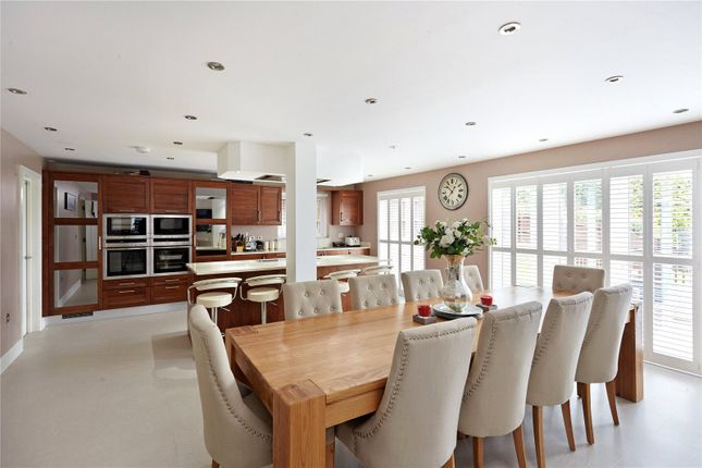 Thumbnail Detached house for sale in Tupwood Gardens, Caterham, Surrey