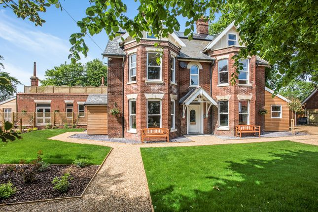 Thumbnail Flat for sale in North Walsham Road, Bacton, Norwich