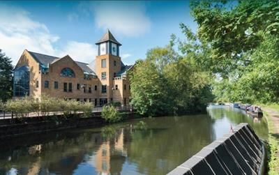 Thumbnail Office to let in Trinity Court, Batchworth Island, Church Street, Rickmansworth, Hertfordshire