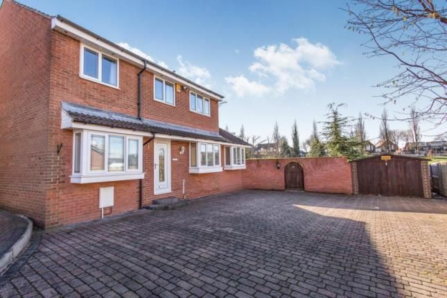 Thumbnail Detached house for sale in Durham Avenue, Grassmoor, Chesterfield, Derbyshire