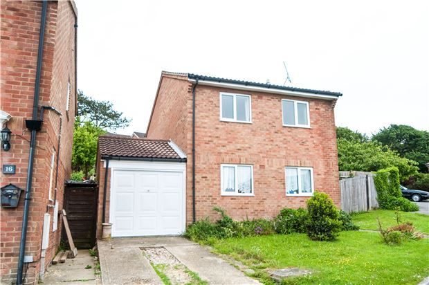 Thumbnail Detached house for sale in Fulford Close, St Leonards-On-Sea, East Sussex