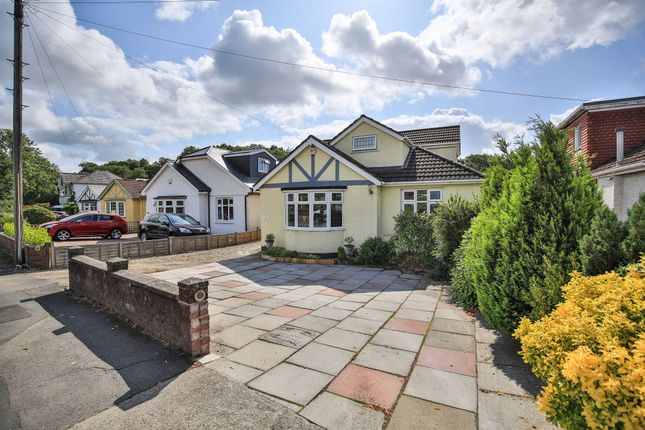 Thumbnail Detached bungalow for sale in Rhydypenau Road, Cyncoed, Cardiff