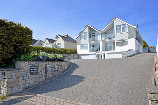 3 bed flat for sale in Highertown, Truro TR1