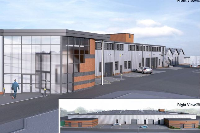 Thumbnail Industrial to let in Block A - Aven Industrial Estate, Tickhill Road, Maltby, Rotherham