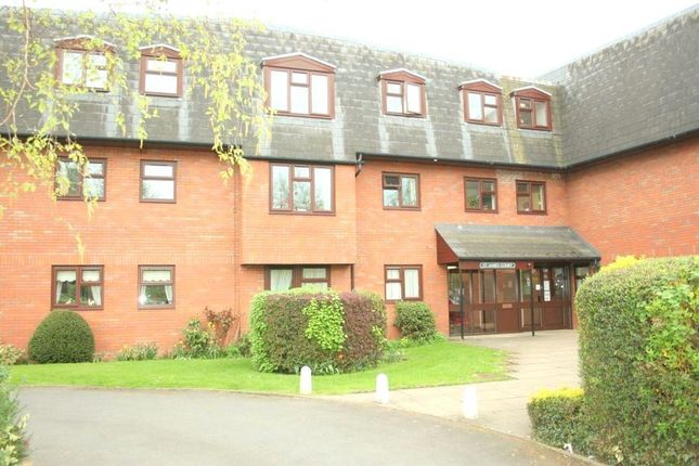 Thumbnail Flat to rent in St James Court, Bromsgrove, Worcestershire